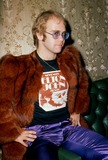 Elton John Photo - Elton John 10-1972 Photo by Uppa-ipol-Globe Photos Inc