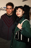 Akiko Photo -  the Sizzlin 16 2002 Club Ad Hollywood CA 01302002 Photo by Amy GravesGlobe Photosinc2002 (D) Eric Szmanda and Akiko