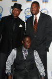Carl Weathers Photo - the 19th Annual Beverly Hillshollywood Naacp Theatre Awards Directors Guild of America Hollywood CA 083109 Carl Weathers Daryl Chill Mitchell and Michael Strahan Photo Clinton H Wallace-photomundo-Globe Photos Inc 2009
