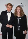 Ronan Farrow Photo - The Time 100 NYC Gala Frederick P Rose Hall Jazz at Lincoln Center NYC April 21 2015 Photos by Sonia Moskowitz Globe Photos Inc Ronan Farrow Mia Farrow