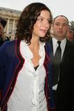 Anna Mouglalis Photo - Chanel- Paris Fashion Week Springsummer 2010 - Celebrity Arrivals Grand Palais Paris France 10-06-2009 Anna Mouglalis - Chanel Girl Photo by Clinton H Wallace-ipol-Globe Photos Inc