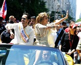 Jennifer Lopez Photo - 48th Annual Puerto Rican Day Parade 5th Avenue  New York City 06-11-2006 Photo by William Regan-Globe Photosinc Marc Anthony_jennifer Lopez