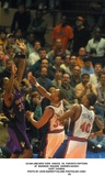 Kurt Thomas Photo - new York Knicks Vs Toronto Paptors at Madison Square Garden 042201 Kurt Thomas Photo by John BarrettGlobe Photosinc2001 (D)