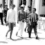 Jacqueline Kennedy Onassis Photo - Jacqueline Kennedy Onassis Photo ByGlobe Photos Inc 1969 Jacquelinekennedyonassis