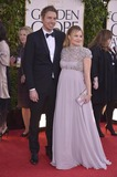 Kristen Bell Photo - Dax Shepard and Kristen Bell Arrive on the Red Carpet to the 70th Golden Globe Awards at the Beverly Hilton Hotel on January 13 2013 in Beverly Hills CA Photos by Joe White-Globe Photos Inc