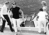 Jacqueline Kennedy Onassis Photo - Jacqueline Kennedy Onassis Photo by Elio Sorci-Globe Photos