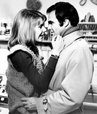 Burt Reynolds Photo - Jill Clayburgh and Burt Reynolds in Starting Over Supplied by Globe Photos Inc