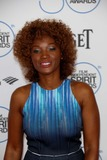 Yolanda Ross Photo - Actress Yolanda Ross Arrives at the 30th Annual Film Independent Spirit Awards in a Tent on Santa Monica Beach in Santa Monica Los Angeles USA on 21 February 2015 Photo Alec Michael