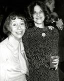 Gilda Radner Photo - Gilda Radner and Imogene Coca Jan 1979 Photo Art ZelinGlobe Photos Inc