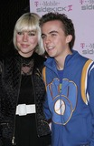 Frankie Muniz Photo - Frankie Muniz and Fiance Jamie - T-mobile Sidekick Series Ii Launch Party - Hollywood California - 10182005 - Photo by Nina PrommerGlobe Photos Inc 2004