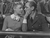 Alan Ladd Photo - June Allyson Alan laddthe Mcconnell storysupplied by Globe Photos Inc