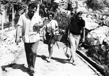 Jacqueline Kennedy Onassis Photo - Jacqueline Kennedy Onassis on Lefkas Island 1970 7231 IpolGlobe Photos Inc Jacquelinekenndeyonassisretro