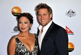 Curtis Stone Photo - Lindsay Price Curtis Stone attending the 2013 Gday USA Los Angeles Black Tie Gala Held at the Jw Marriot at LA Live in Los Angeles California on January 12 2013 Photo by D Long- Globe Photos Inc