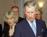 Camilla Parker Bowles Photo - No Uk Rights Until 04032004 054269 03032004 Prince Charles the Prince of Wales Accompanied by Camilla Parker Bowles to the Opening of an Art Exhibition at the Park Lane Hotel in London