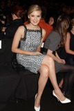 Maggie Grace Photo - Carolina Herrera Fashion Show Fall 2013 Celebrities Mercedes Benz NY Fashion Week Lincoln Center NYC February 11 2013 Photos by Sonia Moskowitz Globe Photos Inc 2013 Maggie Grace