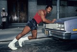 Carl Weathers Photo - Carl Weathers 1985 F0981 Supplied by Globe Photos Inc