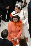 Princess Victoria of Sweden Photo - Visit to Fiels Shopping Centre-swedish State Visit-restaden Copenhagen Denmark 05-10-2007 Photo by Ricardo Ramirez-richfoto-Globe Photos Inc Queen Silvia and Princess Victoria of Sweden
