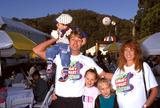 John Schneider Photo - John and Elly Schneider with Children Chasen 2 and Leah 9 and Jillian 9 Jimmy Stewart Marathon 04-10-1994 Photo by Michelson-Globe Photos