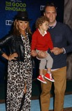 Tamera Mowry Photo - Tamera Mowry Husband  Son Attend the Premiere of the Good Dinosaurat the Chinese Theater in Hollywoodca on November172015 Photo by Phil Roach-ipol-Globe Photos