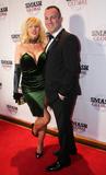 Prince Photo - Andrea Prince and Dr Josef Hadeed arrive at Smash Global V Pre-Oscar Gala