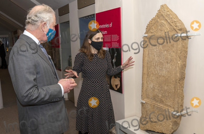 Photos From Prince Charles Visits the Corinium Museum in Cirencester