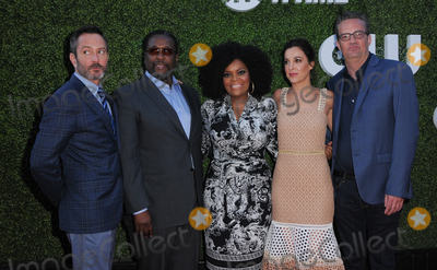 Wendell Pierce Photo - 10 August 2016 - West Hollywood California Thomas Lennon Wendell Pierce Yvette Nicole Brown Linsdsay Sloane Matthew Perry 2016 CBS CW Showtime Summer TCA Party held at Pacific Design Center Photo Credit Birdie ThompsonAdMedia