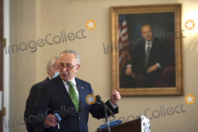 Photo - Schumer and Markey Press Conference