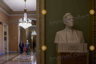 Photos From United States Senate Majority Leader Mitch McConnell at United States Capitol