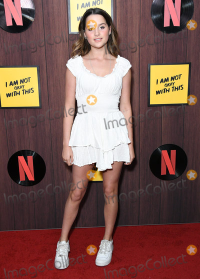 Photo - Netflixs Im Not Okay With That Los Angeles Premiere