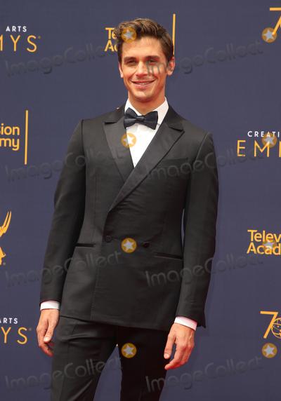 Anotni Porowski Photo - 09 September 2018- Los Angles California - Anotni Porowski  2018 Creative Arts Emmy Awards - Day 2 held at the Microsoft Theater LA LIVE Photo Credit Faye SadouAdMedia