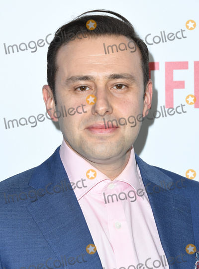 Photo - 23 February 2018 - Beverly Hills California - Alex Reznik Netflixs Seven Seconds Los Angeles Premiere held at The Paley Center for Media Photo Credit Birdie ThompsonAdMedia
