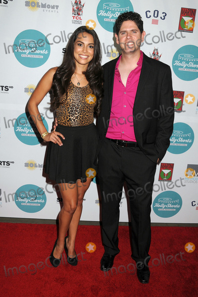 Alex Pomplun Photo - 14 August 2014 - Hollywood California - Raquel Pomplun Alex Pomplun 10th Annual HollyShorts Film Festival Opening Night Celebration held at the TCL Chinese Theater Photo Credit Byron PurvisAdMedia