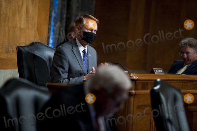 Photos From US Senate Homeland Security Committee Business Meeting on Subpoenas
