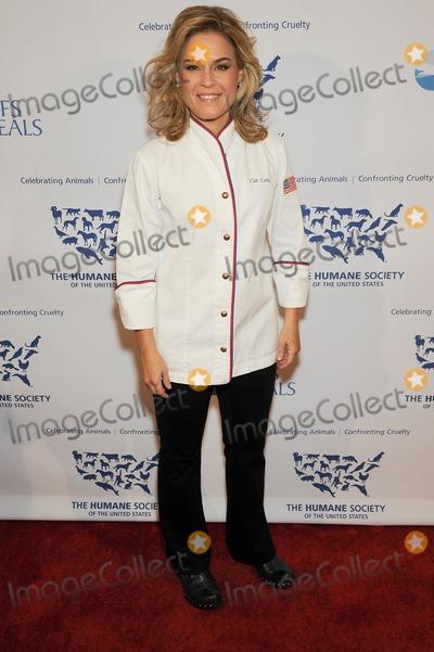 Photo - Nigel Barker  Celebrity Chef Cat Cora Host Chefs for Seals