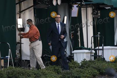 Photo - Secretary of the Treasury Steven T Mnuchin Speaks to the Media
