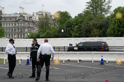 Photo - US President Joe Biden and First Lady Jill Biden board Marine One on the Ellipse of the White House in Washington