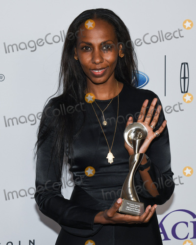Nima Elbagir Photo - 21 May 2019 - Beverly Hills California - Nima Elbagir 44th Annual Gracie Awards Gala held at The Four Seasons Beverly Wilshire Hotel Photo Credit Billy BennightAdMedia