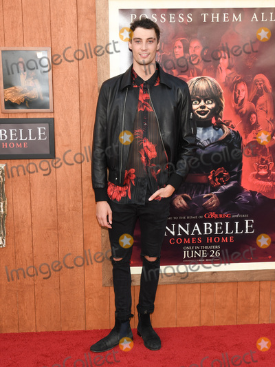 Calviyn Justus Photo - 17 June 2019 - Westwood California - Calviyn Justus Annabelle Comes Home World Premiere held at Regency Village Theatre Photo Credit Billy BennightAdMedia