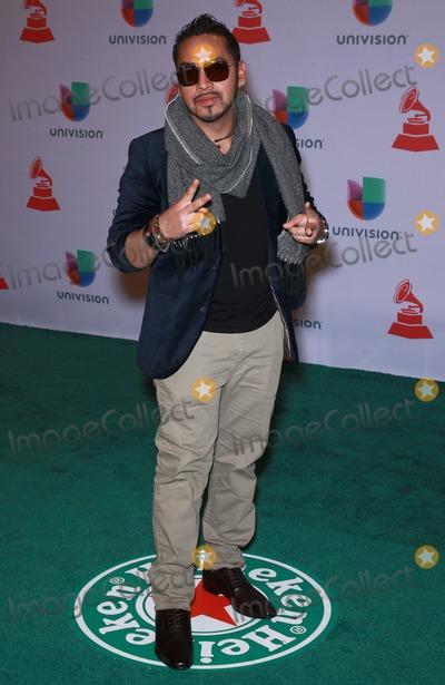 Andy Galvez Photo - 20 November 2014 - Las Vegas Nevada -  Andy Galvez  15th Annual Latin Grammy Arrivals at MGM Grand Garden Arena  Photo Credit MJTAdMedia