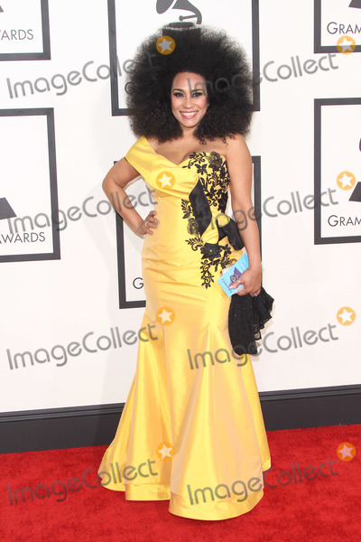 Aymee Nuviola Photo - 08 February 2015 - Los Angeles California - Aymee Nuviola57th Annual GRAMMY Awards held at the Staples Center Photo Credit AdMedia