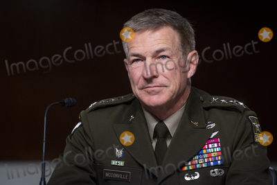 Photos From Senate Committee on Armed Services hearing to examine the posture of the Department of the Army in review of the Defense Authorization Request for fiscal year 2022 and the Future Years Defense Program
