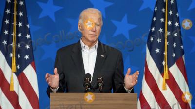 Photos From Joe Biden Addresses the Nation