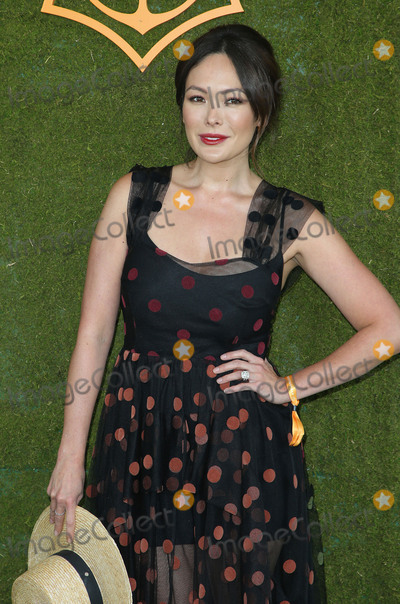 Photo - 14 October 2017 - Pacific Palisades California - Lindsay Price 8th Annual Veuve Clicquot Polo Classic held at at Will Rogers State Historic Park Photo Credit F SadouAdMedia