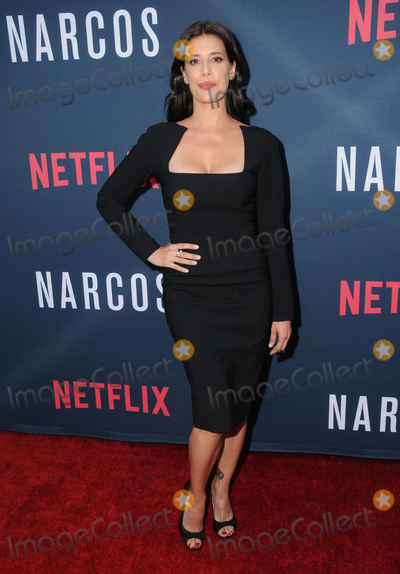 Angie Gepeda Photo - 24 August 2016 - Hollywood California Angie Gepeda Netflixs Narcos Season 2 Premiere and Screening held at Arclight Hollywood Photo Credit Birdie ThompsonAdMedia