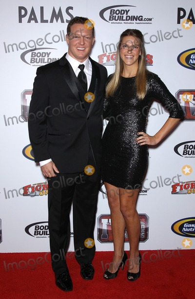 Nick Hundley Photo - 30 November 2011 - Las Vegas Nevada - Nick Hundley Amy Hundley   4th Annual Fighters Only World Mixed Martial Arts Awards 2011 red carpet at the Palms Casino Resort  Photo Credit MJTAdMedia