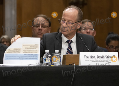 Photos From US Senate Hearing on 'US Policy in the Indo-Pacific Region: Hong Kong, Alliances and Partnerships, and Other Issues'