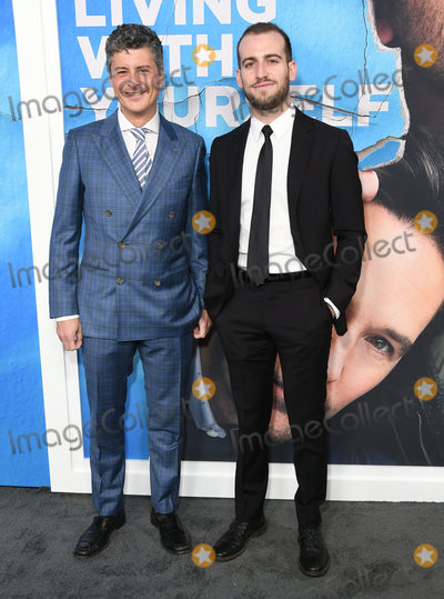 Photo - 16 October 2019 - Hollywood California - Anthony Bregman Jeff Stern Netflixs Living With Yourself Season 1 Los Angeles Premiere held at the Arclight Hollywood Photo Credit Birdie ThompsonAdMedia