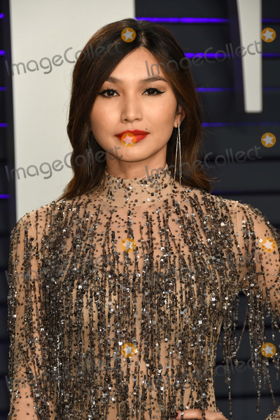 Gemma Chan Photo - 24 February 2019 - Los Angeles California - Gemma Chan 2019 Vanity Fair Oscar Party following the 91st Academy Awards held at the Wallis Annenberg Center for the Performing Arts Photo Credit Birdie ThompsonAdMedia