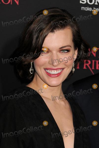 Photo - Resident Evil Retribution Los Angeles Premiere