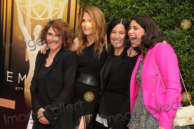 Andrea Sperling Photo - 12 September 2015 - Los Angeles California - Jill Soloway Rebecca Odes Andrea Sperling Jessie Kahnweiler 2015 Creative Arts Emmy Awards - Arrivals held at the Microsoft Theatre Photo Credit Byron PurvisAdMedia